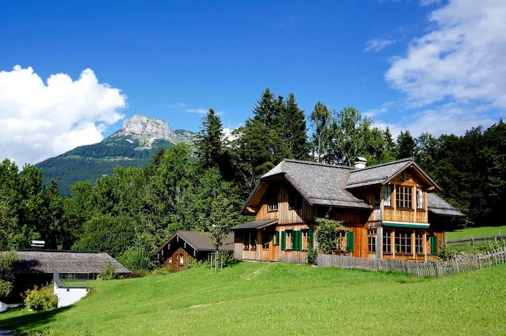 ALTAUSSEE LODGE - big, bright - pure living !