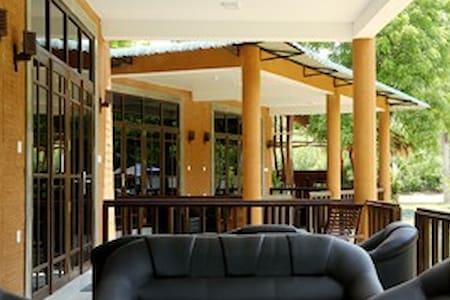 The Grand Yala hotel - Tissamaharama - Bed & Breakfast