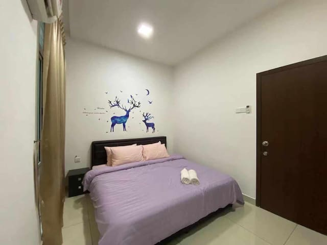 KSLCity 1Bedroom 2-4pax Lv36 PrivateLift FreeWifi