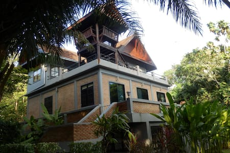 Exquisite Villa on Koh Mak - Koh Mak - Hus