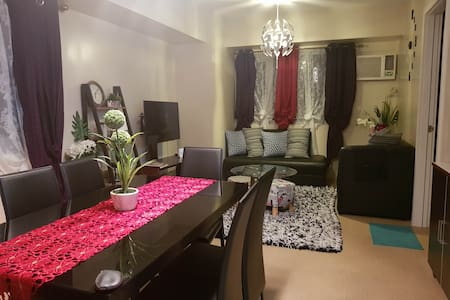 Avida Towers Furnished 2BR 58 sq. mts Condo