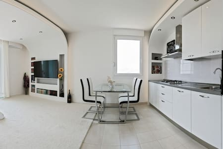 NEW!!! panorama Split PENTHOUSE with garage - Split - Daire