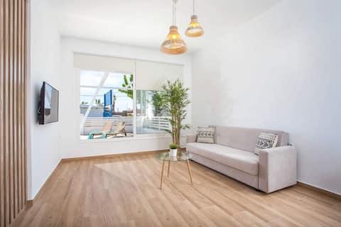 Unique Modern Central Apartment