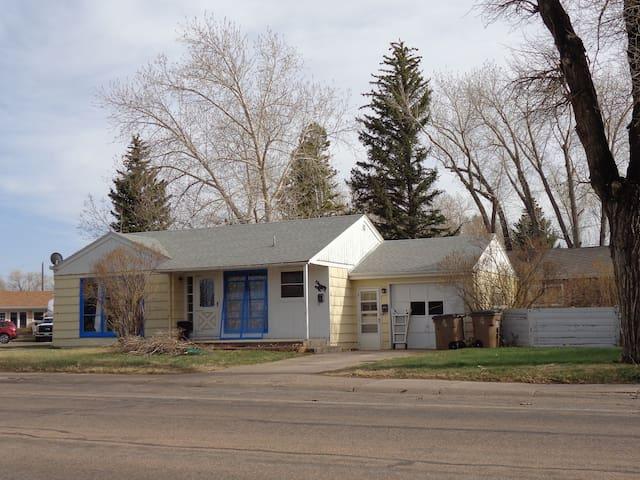 House by the Washington Park - Laramie - Casa