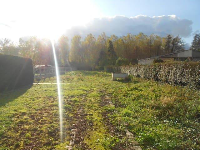 Ma Petite Bohème, gîte à la campagne
