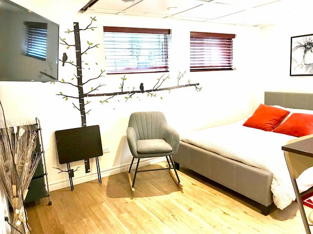 **NEW STUDIO FULLY FURNISHED**