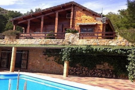 Villa, jardin & private swg-pool, Sagunto_Valencia - Sagunt