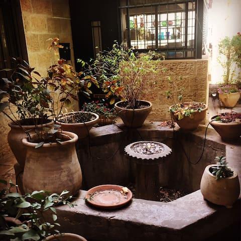 Une grande maison familiale à Jerusalem