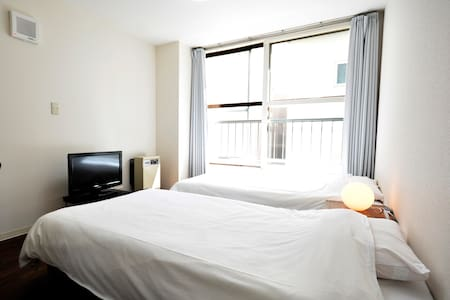 New hotel U3R #201 in Sapporo city