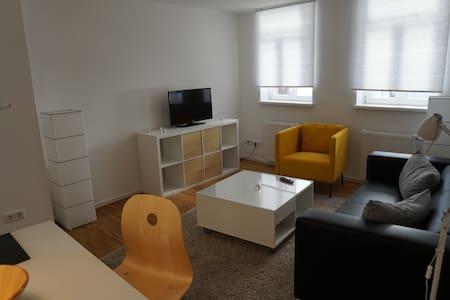 Charmantes vollmöbliertes 2 Zimmer Apartment - Heidelberg - Appartement