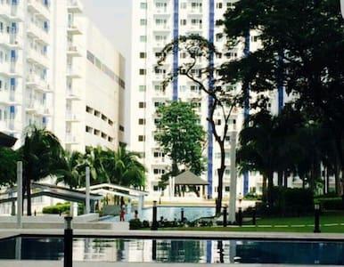 Homey condominium unit in Manila - Quezon City - Apartment