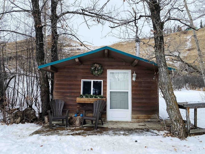Bow River Cabin Experience