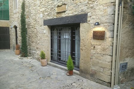 Casa de pueblo medieval - Peratallada - Dom