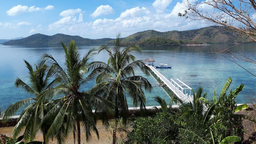 Iris Island Private Eco Family Villa incl. Meals