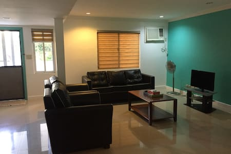 3BR Home in Forest View El Kabayo Road SBMA