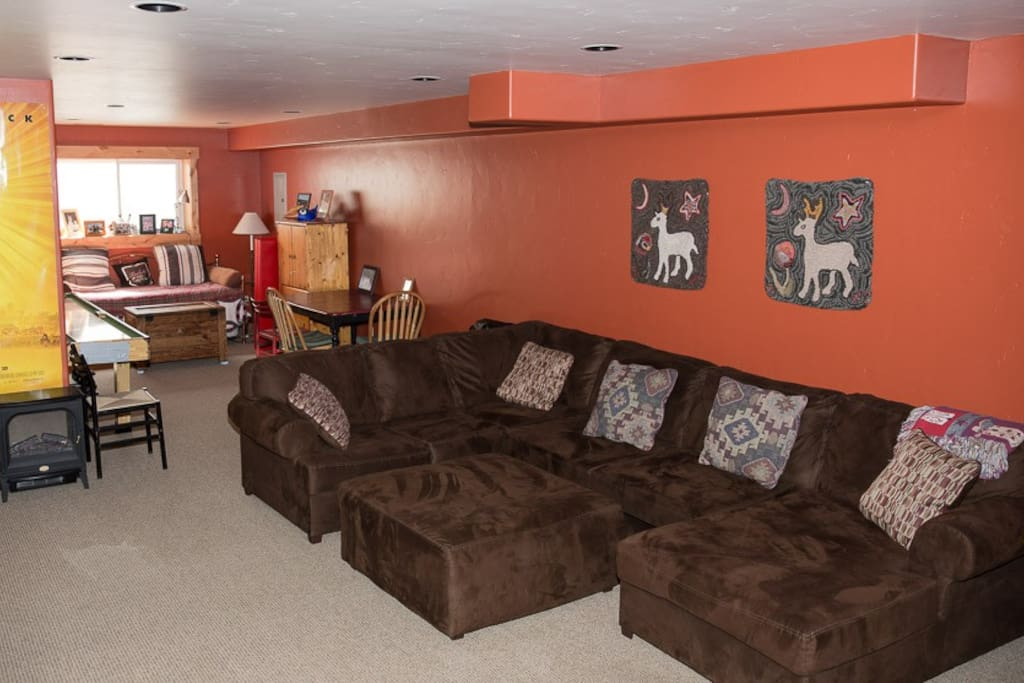 attached family room