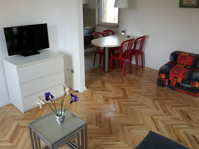 Ground floor apartment with open terrace (2+1) - Pašman - Lejlighed