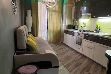 Квартира с волшебным видом на море
