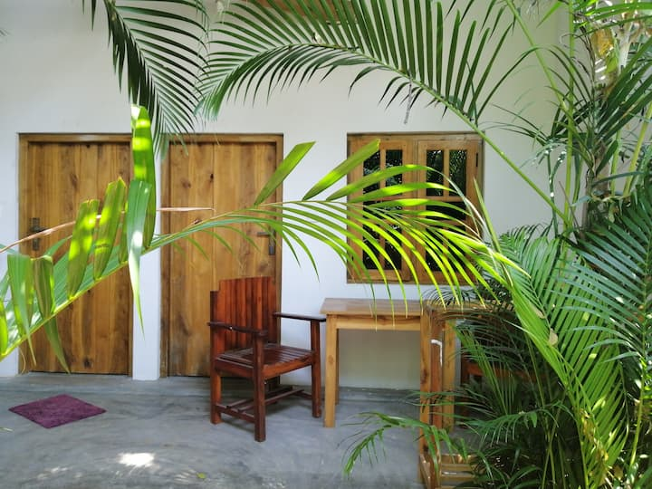 Comfortable Double Room at Eagle Resort Arugam Bay