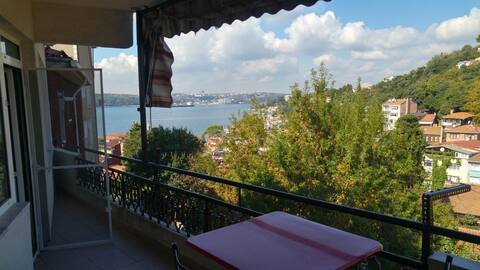 A Room with Bosphorus View