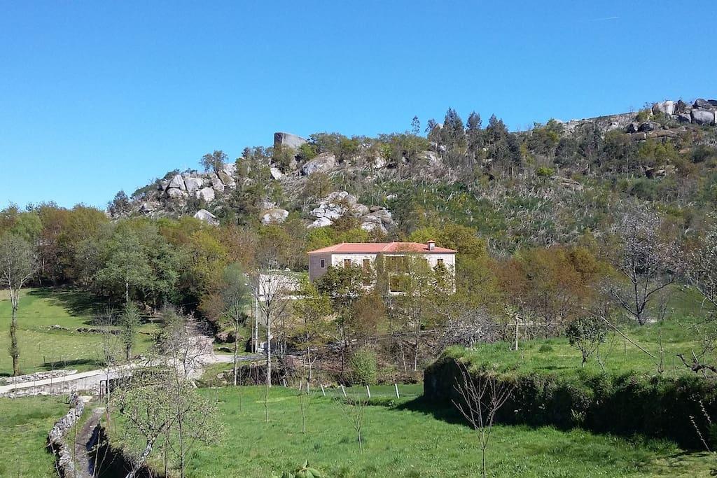 Grande maison de campagne 300m2 8 personnes maisons - La maison monte na comporta au portugal ...