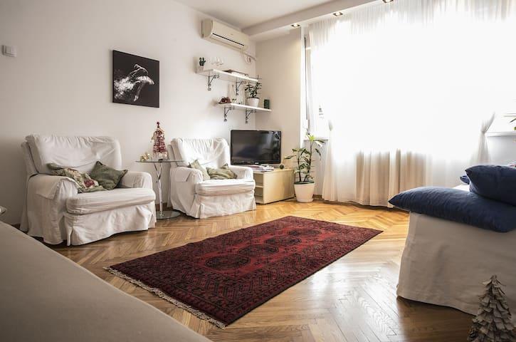 Savamala apartment  - Belgrade City Center