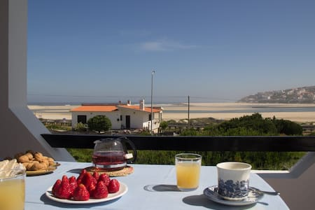 Beach House: great sea views & Golf - Óbidos Municipality - Casa