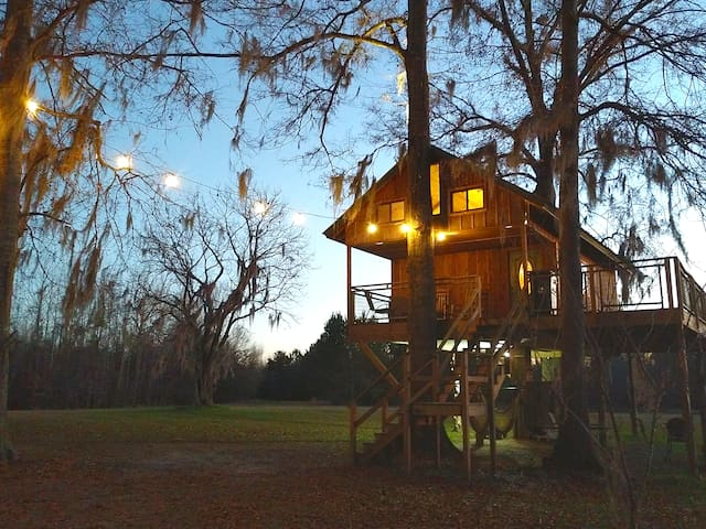 Family Size Tree house (2 of 2)
