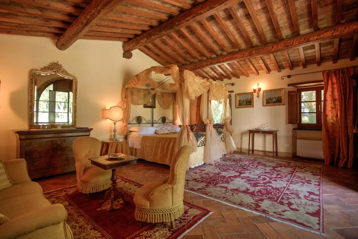 Villa Baldelli - Junior Suite - Cortona - Bed & Breakfast