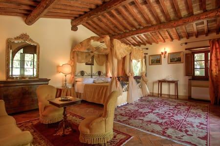 Villa Baldelli - Junior Suite - Cortona