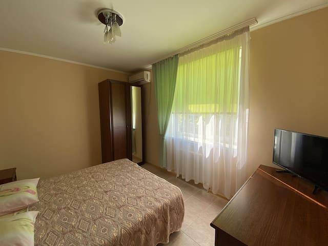 Трехместная комната в Гостевом доме