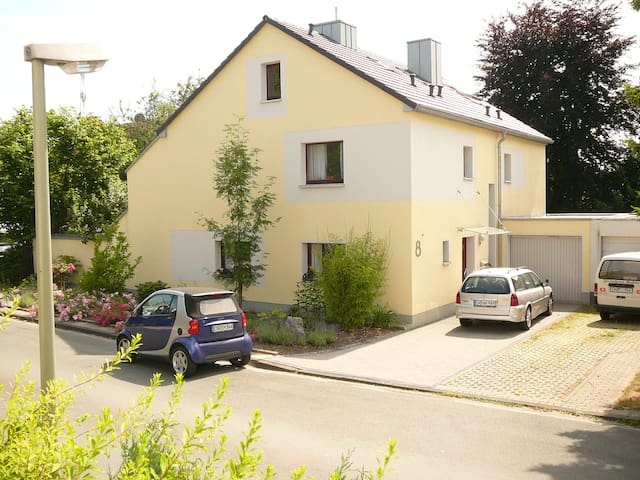 Ruhige Wohnung im Grünen - Hattingen - Condominium
