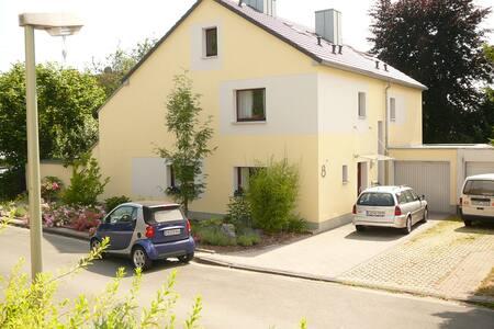 Ruhige Wohnung im Grünen - Appartement