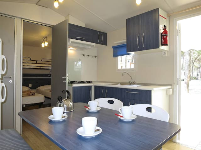 Mobile home Camping Village Cavallino for 6 persons