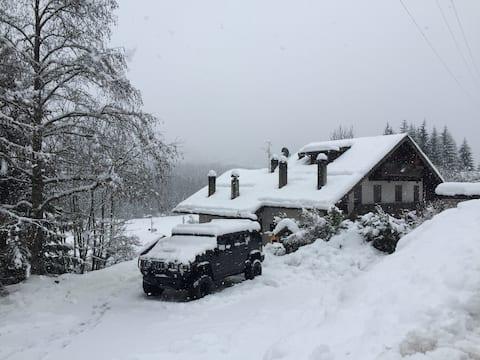 In the Heart of Dolomites, near Cortina d'Ampezzo