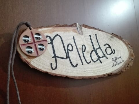 Deledda-huone, oppaasi Sardiniassa!