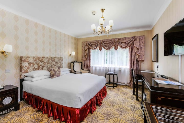Comfortable Superior Double Room