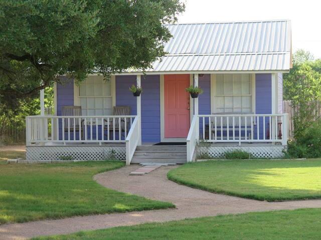 Purple Cottage