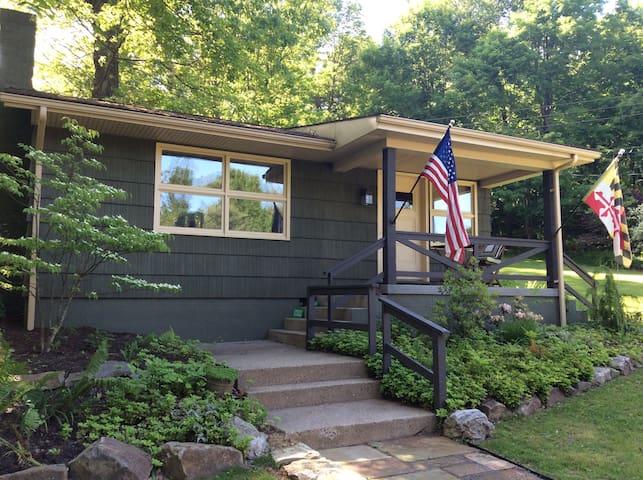 Big Savage Guest Cottage