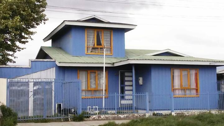 """""""Austral Glacier the Blue House"""""""