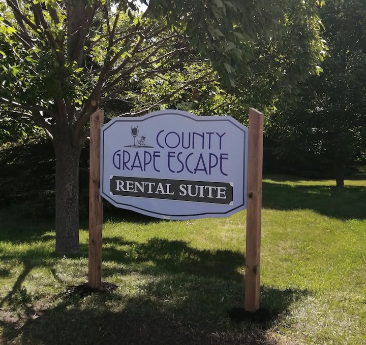 County Grape Escape