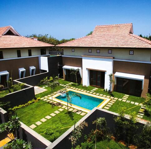 2 BHK Villa with Plunge Pool in Alibag / Alibaug