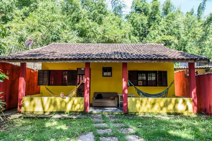 Casinha do Sossego Juquehy - São Sebastião - Huis