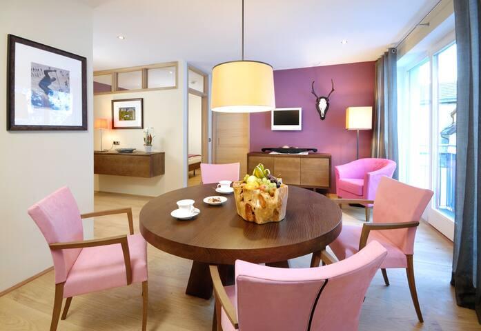 Exklusive, moderne Appartements in Obertauern