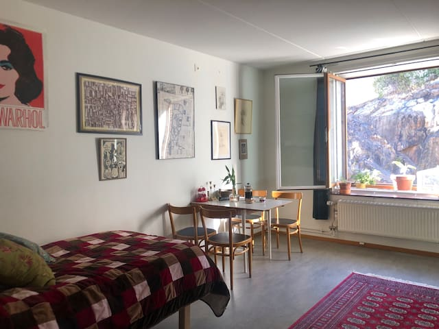 One Room Studio on Södermalm