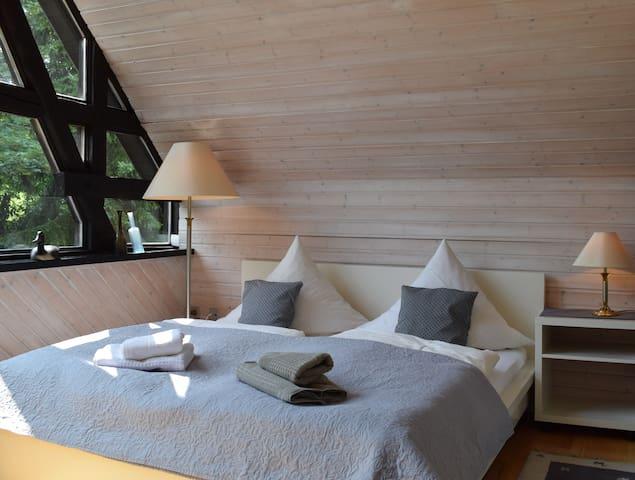 Landhaus Bornemann, (Diemelsee), Appartment 3, 45qm, 1 Schlafzimmer, 1Wohn/-Schlafraum, max. 4 Personen