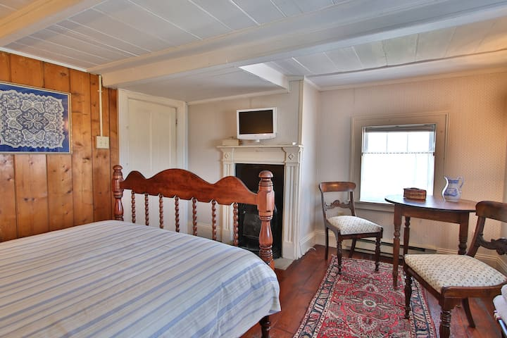 Artisan Inn's Fisher Cove Room Located in Trinity