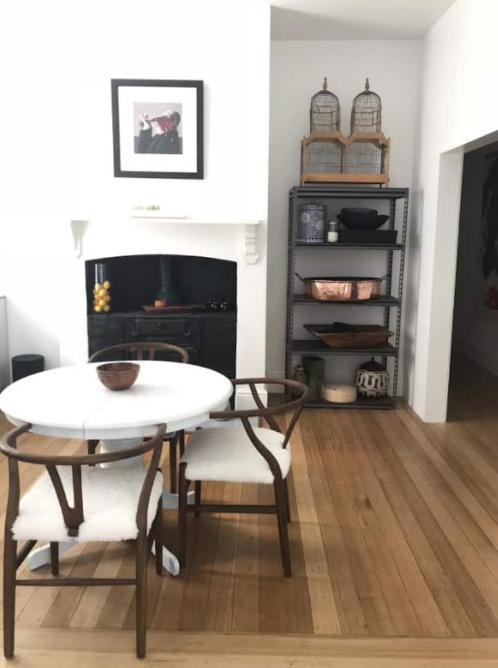 Restored Historical Home in Trendy West Hobart
