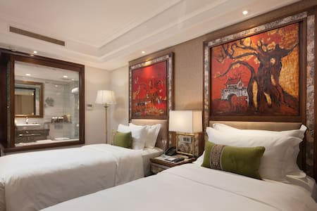 Superor Double - hanoi Delano Hotel - hanoi - Bed & Breakfast