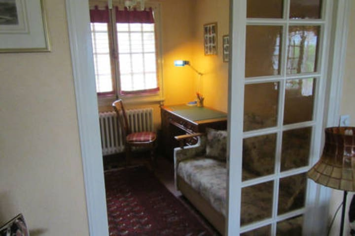 Cozy Room  close to  Palexpo/ UN/Airport/Geneva